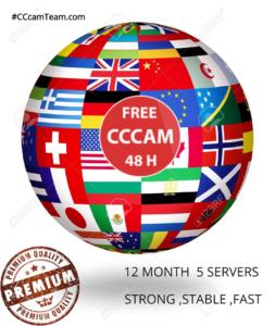 Europe cccam server